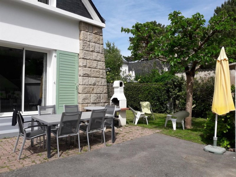 Location vacances Carnac -  Maison - 6 personnes - Barbecue - Photo N° 1
