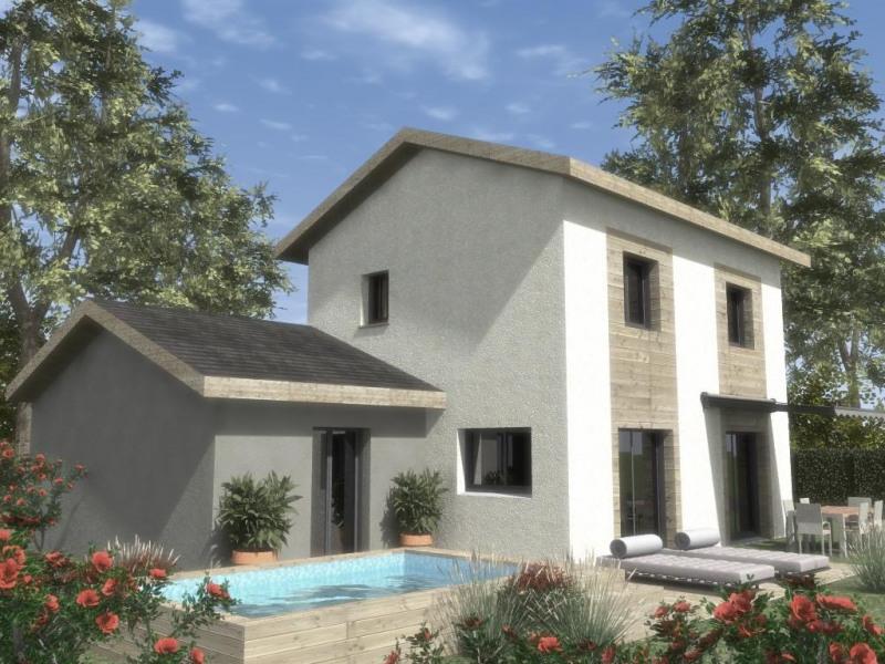 Maison  5 pièces + Terrain 450 m² Vourles par CREAVILLA 69