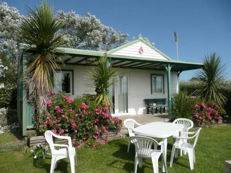 Location vacances Plomodiern -  Maison - 6 personnes - Salon de jardin - Photo N° 1