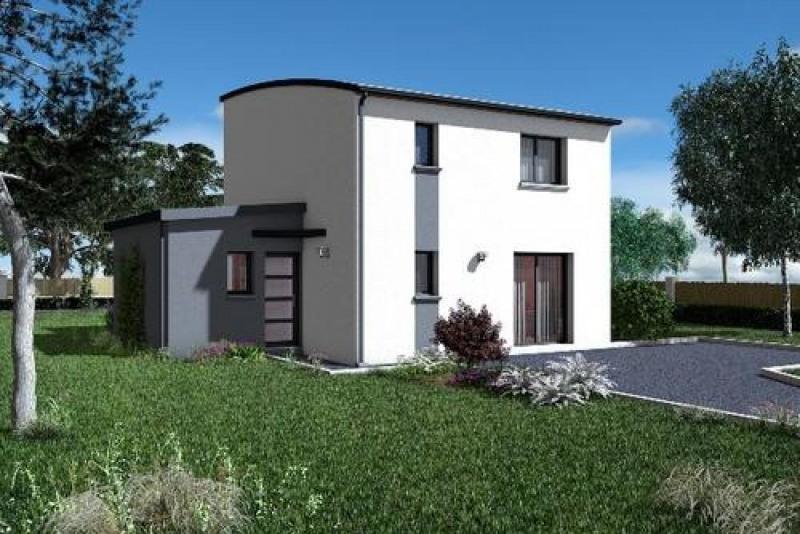 Maison  5 pièces + Terrain 1000 m² Château-la-Vallière par Maisons Primea