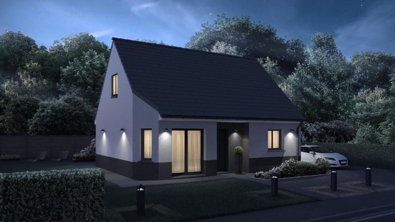 Maison  4 pièces + Terrain 504 m² La Neuville-Chant-d'Oisel par LES MAISONS EXTRACO - AGENCE DES ANDELYS