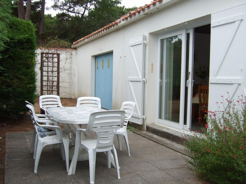 Holiday rentals Bretignolles-sur-Mer - House - 4 persons - BBQ - Photo N° 1