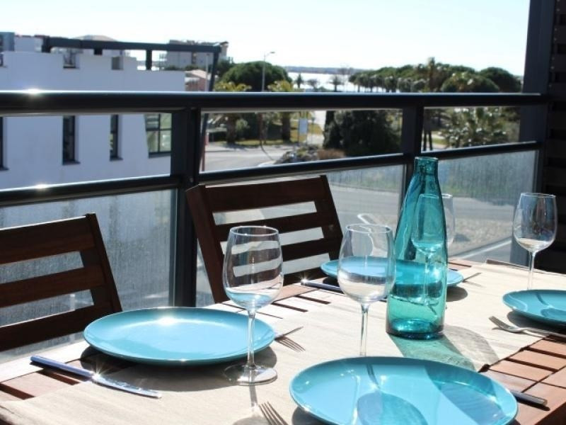 Location vacances Gruissan -  Appartement - 4 personnes - Ascenseur - Photo N° 1