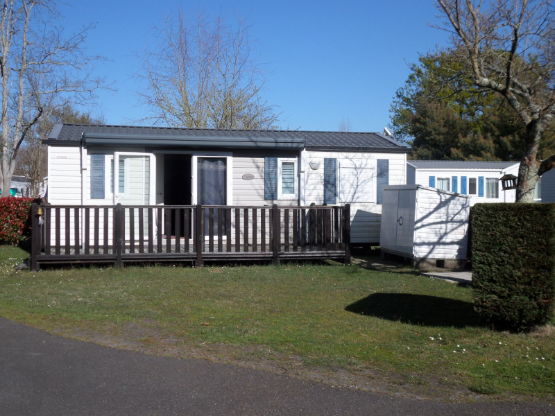 Mobil Home 6/8 personne   BISCAROSSE LAC
