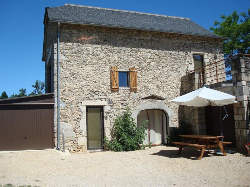 Holiday rentals Morlhon-le-Haut - House - 8 persons - BBQ - Photo N° 1