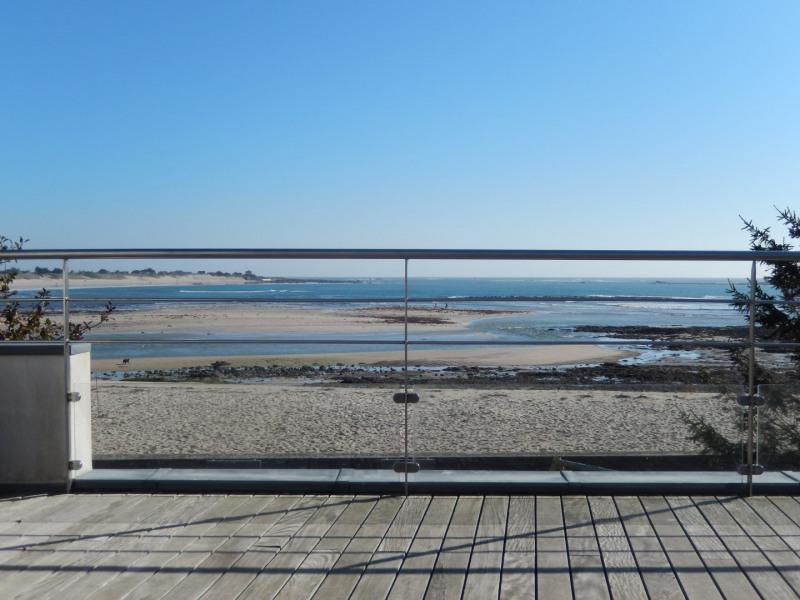 terrasse sur mer
