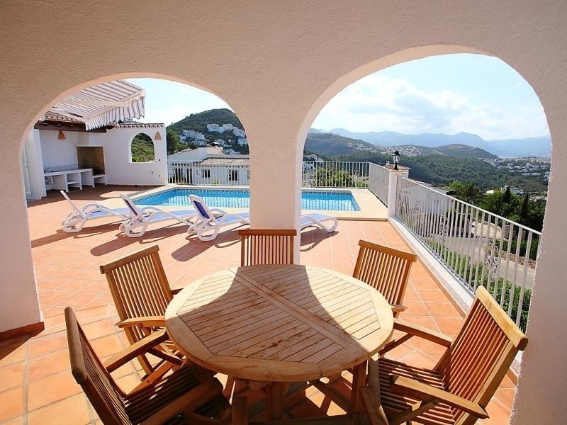Location vacances Pego -  Maison - 4 personnes - Barbecue - Photo N° 1