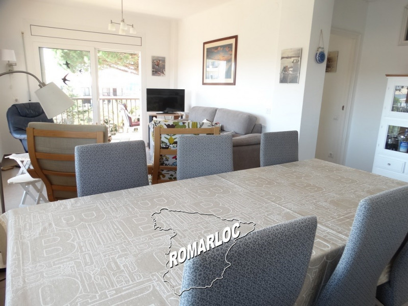 Location vacances l'Escala -  Appartement - 6 personnes - Chaise longue - Photo N° 1