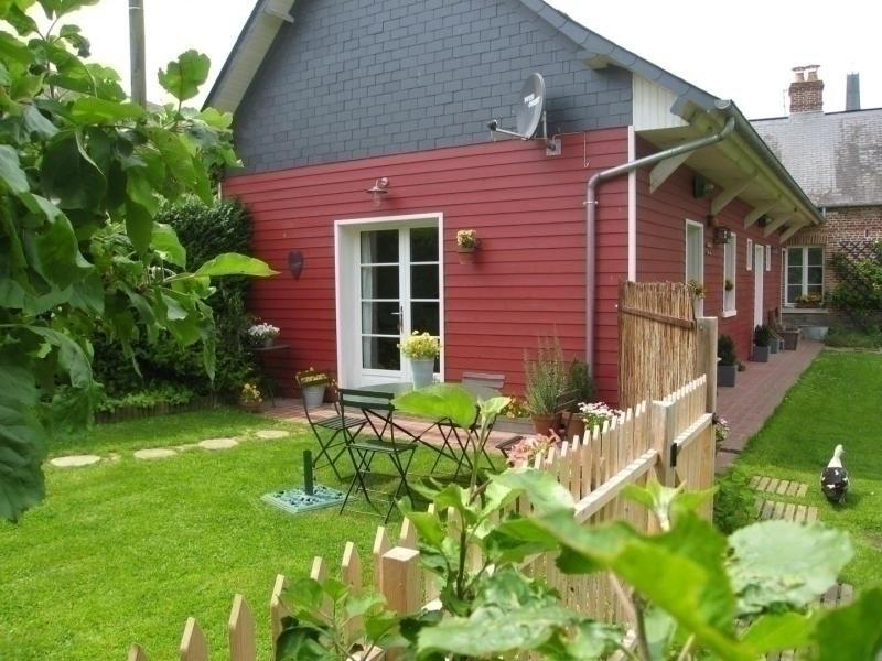 Location vacances Saint-Martin-le-Gaillard -  Maison - 4 personnes - Barbecue - Photo N° 1