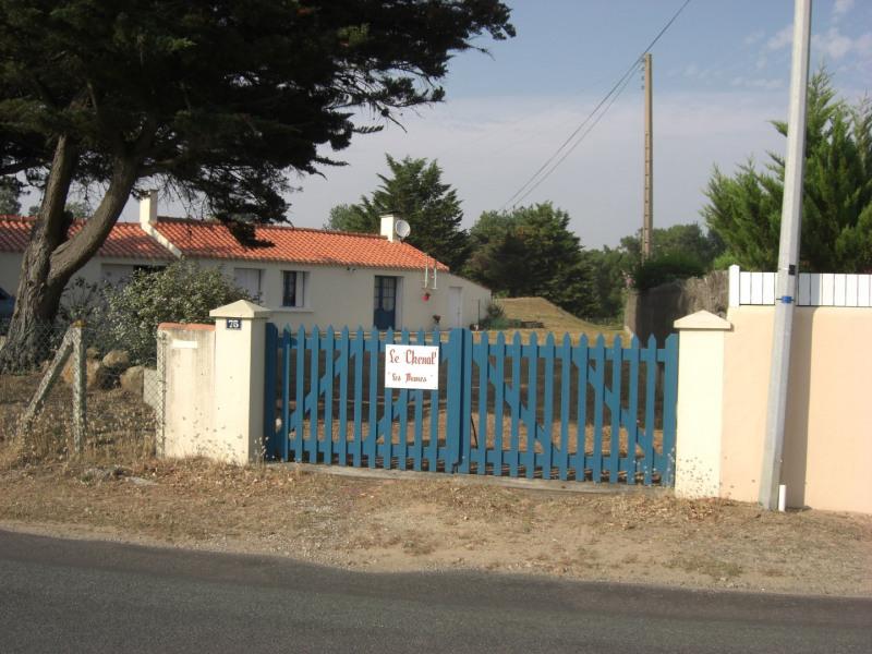 Ancien corps de ferme vue côté rue