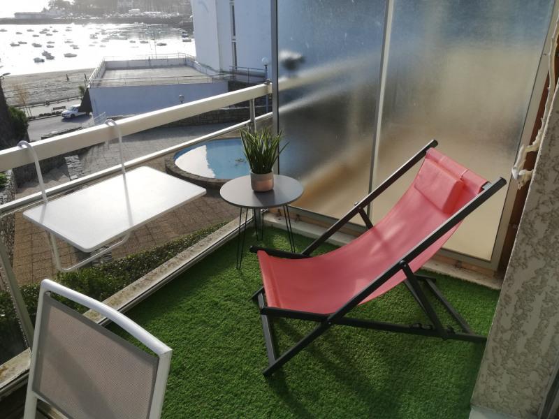 Location vacances Saint-Quay-Portrieux -  Appartement - 4 personnes - Chaise longue - Photo N° 1