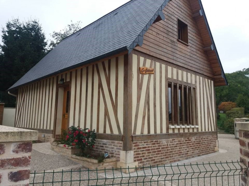 Location vacances Héricourt-en-Caux -  Maison - 6 personnes - Barbecue - Photo N° 1