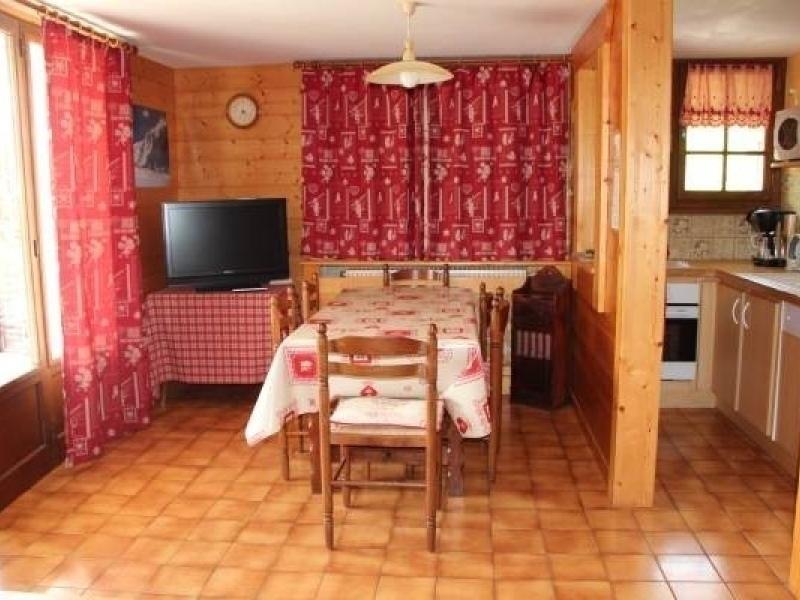 Location vacances Le Grand-Bornand -  Appartement - 4 personnes - Télévision - Photo N° 1