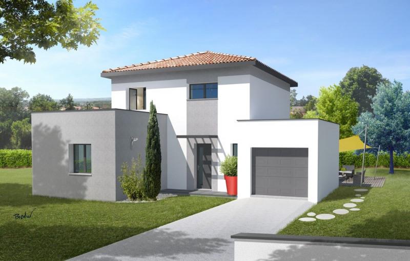 Maison  4 pièces + Terrain 600 m² Castelginest par GARONA VILLA