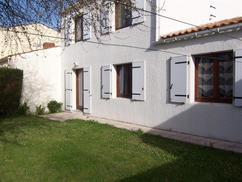 Maison de type 6 avec un jardin clos