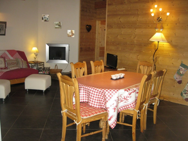 Location vacances Samoëns -  Appartement - 6 personnes - Barbecue - Photo N° 1