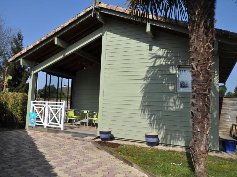 Location vacances Saint-Vincent-de-Tyrosse -  Maison - 2 personnes - Jardin - Photo N° 1
