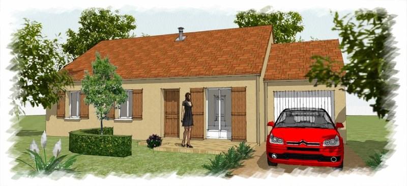 Maison  4 pièces + Terrain 372 m² Montereau-Fault-Yonne par CHENES CONSTRUCTIONS