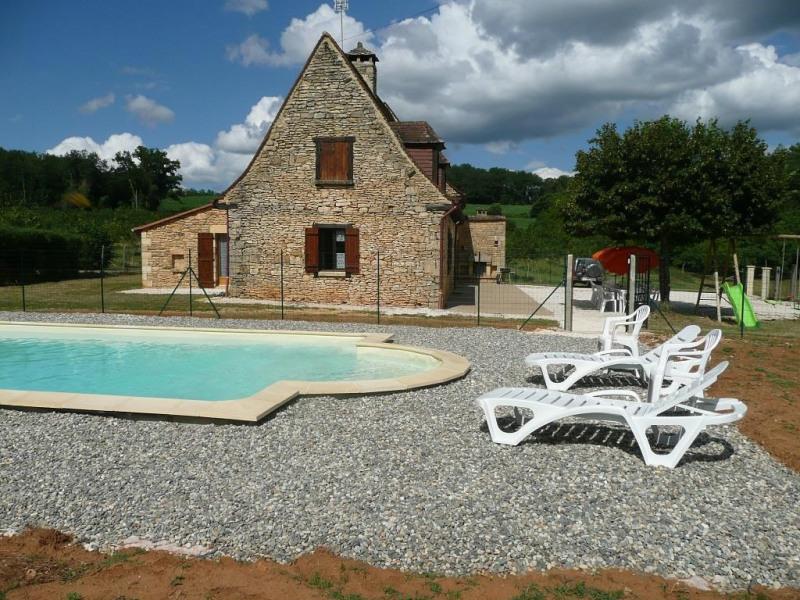Holiday rentals Sarlat-la-Canéda - House - 14 persons - BBQ - Photo N° 1