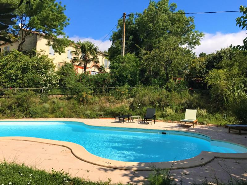 Location vacances Montolieu -  Gite - 8 personnes - Barbecue - Photo N° 1