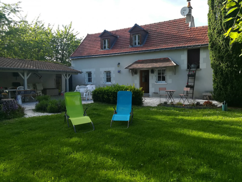Holiday rentals Avon-les-Roches - Cottage - 4 persons - BBQ - Photo N° 1