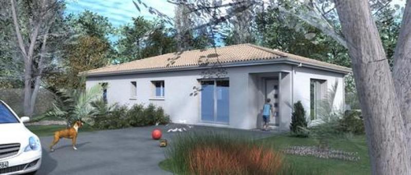 Maison  4 pièces + Terrain 600 m² Villegouge par TANAIS HABITAT