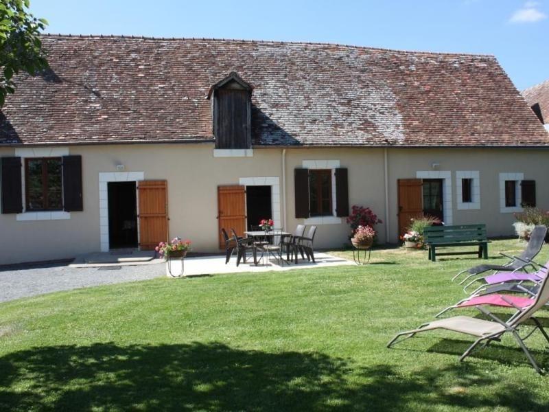 Location vacances Mareil-sur-Loir -  Maison - 12 personnes - Barbecue - Photo N° 1