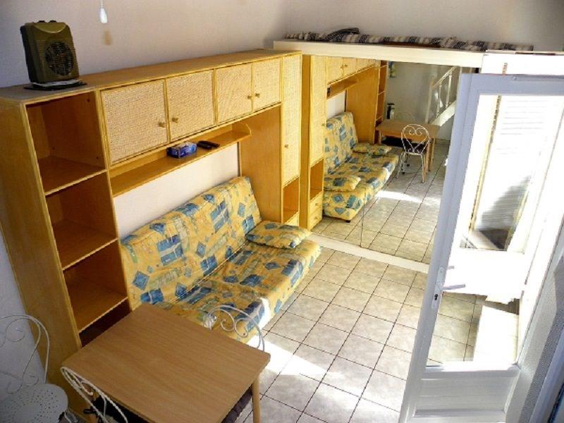 studio mezzanine résidence les 4 Saisons au Cap d Agde.