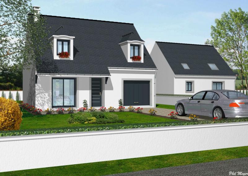 Maison  5 pièces + Terrain 624 m² Moigny-sur-École par BATICONFORT