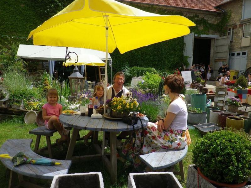 Location vacances Hermonville -  Chambre d'hôtes - 2 personnes - Jardin - Photo N° 1
