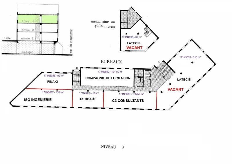 location bureau montigny le bretonneux yvelines 78 601. Black Bedroom Furniture Sets. Home Design Ideas
