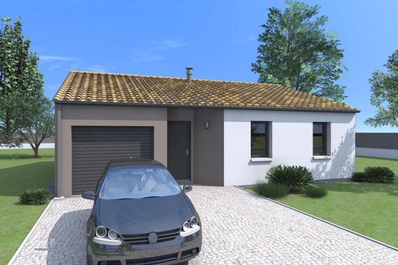 Maison  5 pièces + Terrain 356 m² Saint-Colomban par ALLIANCE CONSTRUCTION NANTES