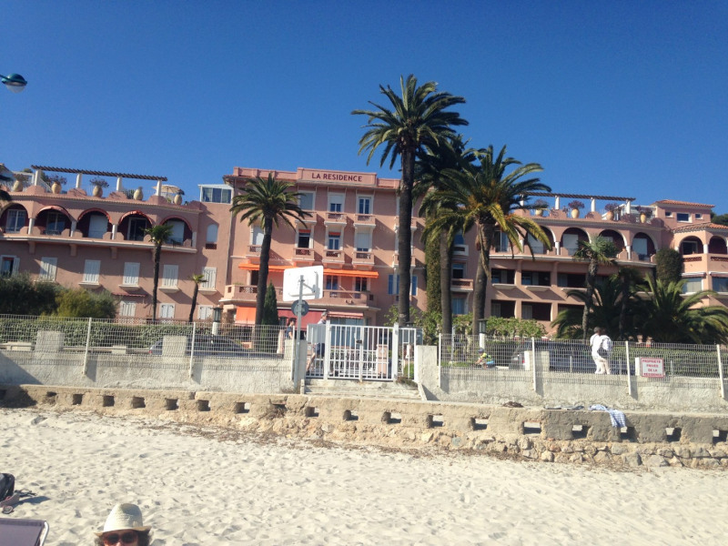 Location vacances Bandol -  Appartement - 3 personnes - Chaise longue - Photo N° 1