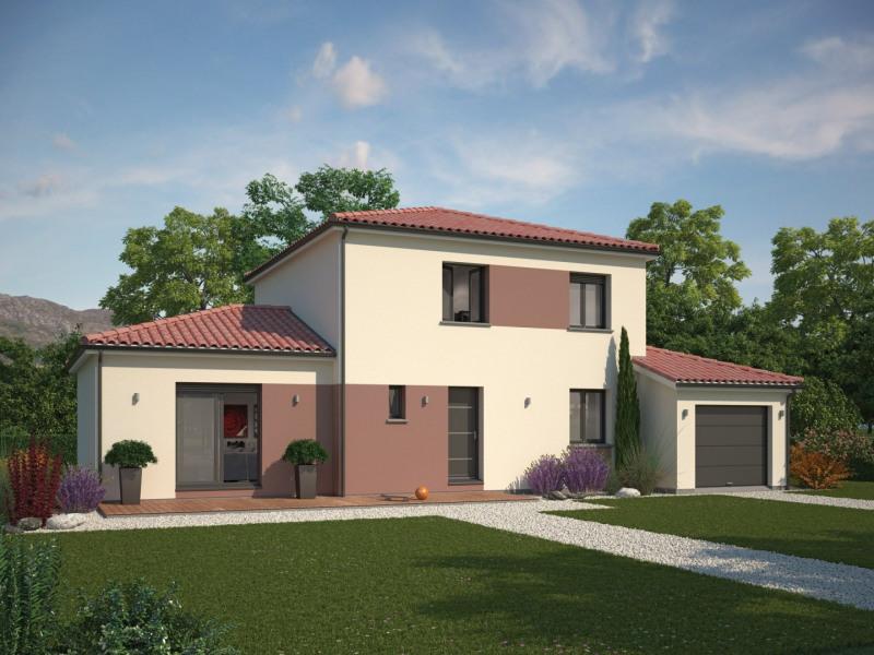 Maison  4 pièces + Terrain 1000 m² Saint-Jean-de-Bournay par Maison Familiale Decines Charpieu