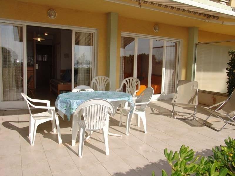 Location vacances Le Lavandou -  Appartement - 4 personnes - Lave-linge - Photo N° 1