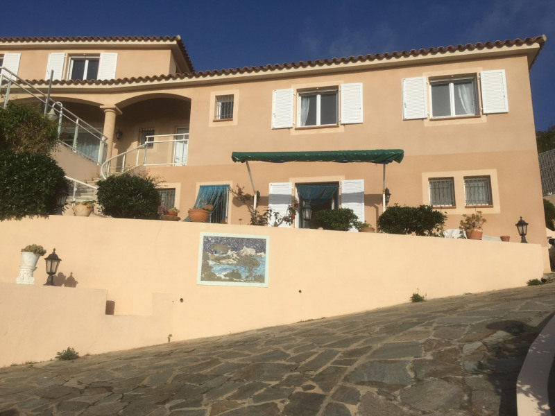 Location vacances Ajaccio -  Maison - 8 personnes - Barbecue - Photo N° 1