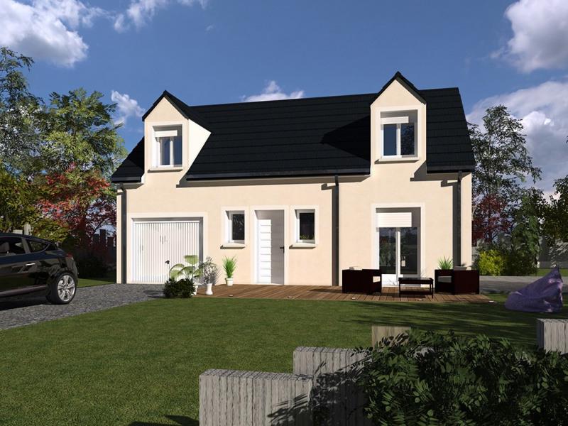Maison  5 pièces + Terrain 769 m² Saint-Ay par NUEVA HOME LE NOUVEAU CHEZ SOI