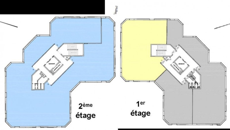 location bureau colombes hauts de seine 92 2875 m. Black Bedroom Furniture Sets. Home Design Ideas