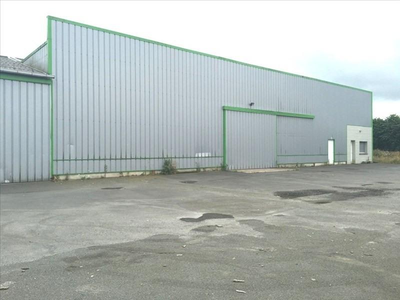 Vente Local d'activités / Entrepôt Fougères