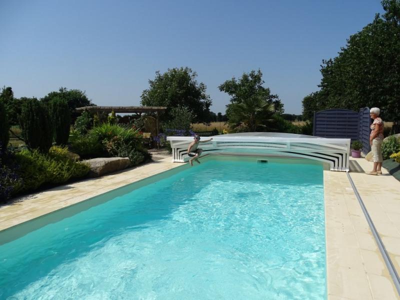 La piscine ouverte