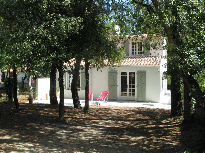 Holiday rentals Saint-Georges-d'Oléron - House - 7 persons - Deck chair - Photo N° 1