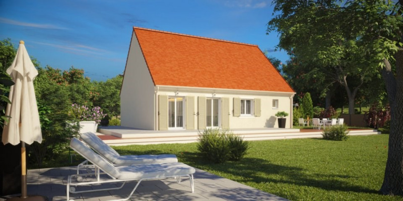 Maison  2 pièces + Terrain 235 m² Crégy-Lès-Meaux par MAISONS PIERRE