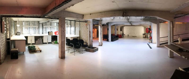 Vente Local 276,18m² Paris 18ème