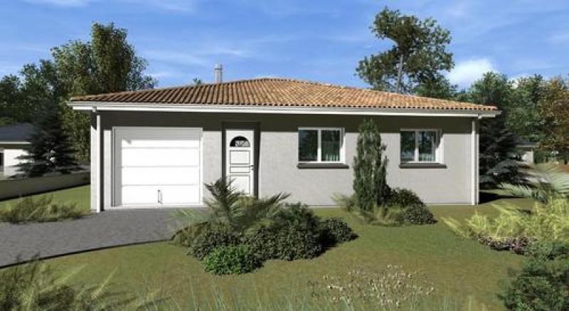 Maison  4 pièces + Terrain 950 m² Podensac par TANAIS HABITAT