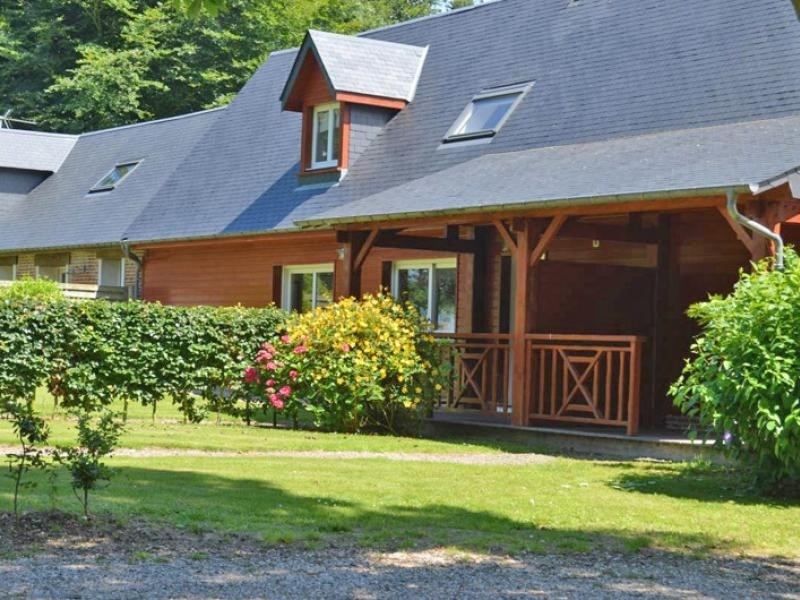 Location vacances Angerville-la-Martel -  Maison - 6 personnes - Barbecue - Photo N° 1