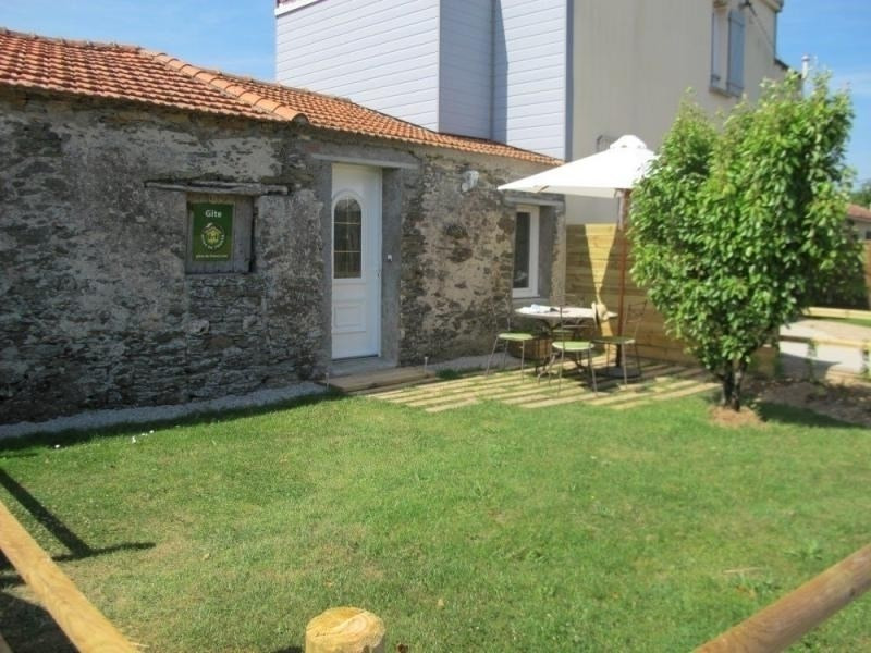 Location vacances Pornic -  Maison - 3 personnes - Barbecue - Photo N° 1