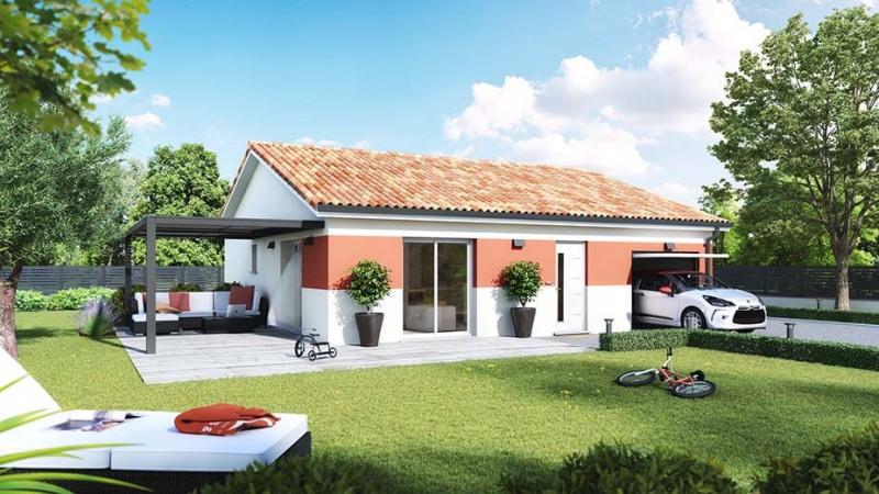 Maison  4 pièces + Terrain 564 m² Garnerans par Top Duo Villefranche