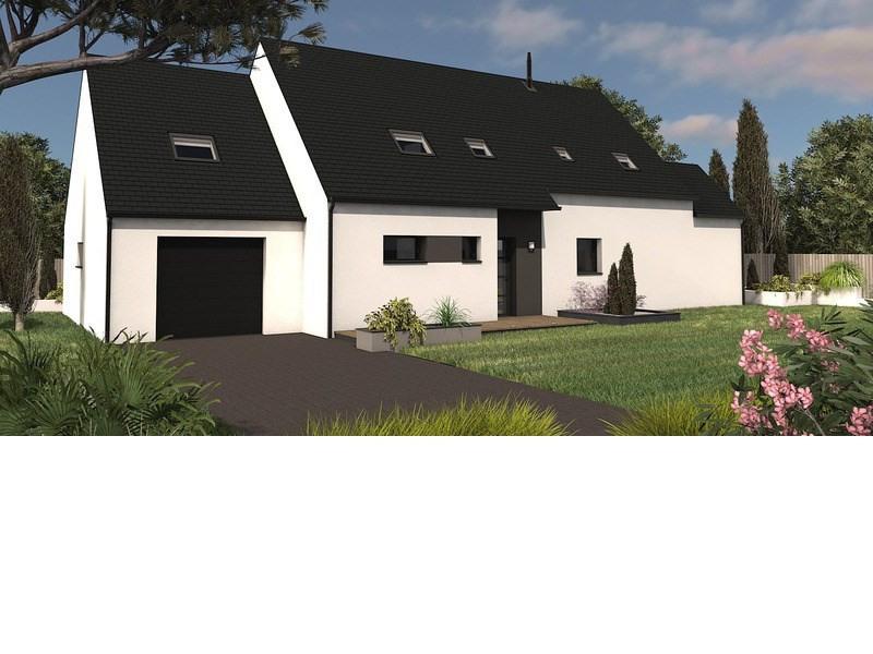 Maison  8 pièces + Terrain 450 m² Saint Pierre Quiberon par TRECOBAT PLOUGOUMELEN