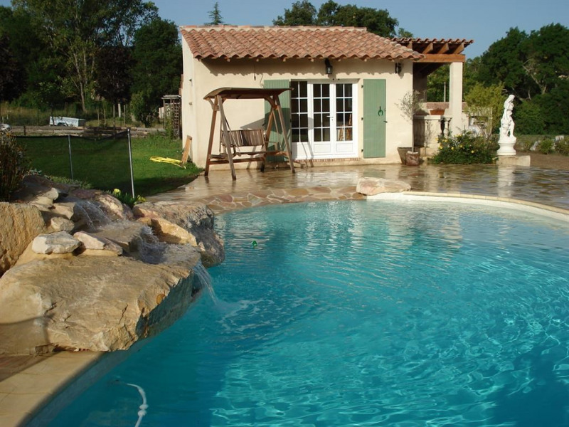 Studio pour 3 pers. avec piscine, Aix-en-Provence