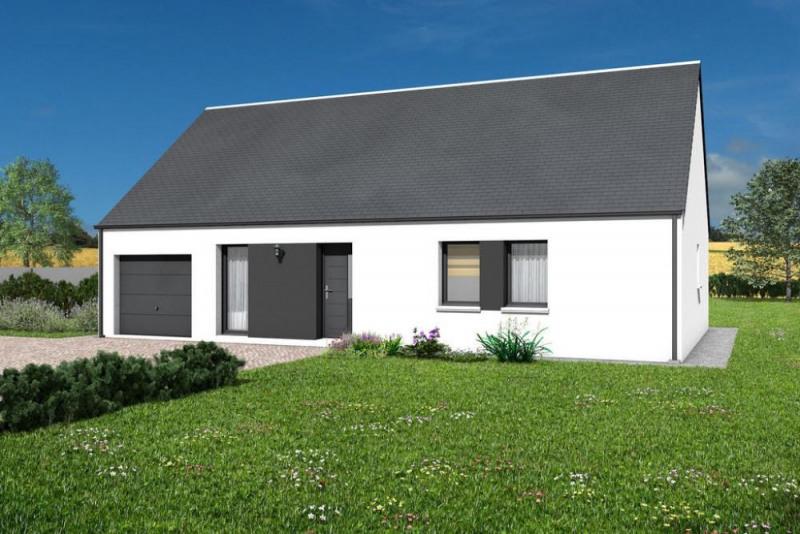 Maison  5 pièces + Terrain 500 m² Villevêque par maisons PRIMEA